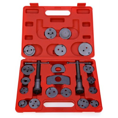 21pcs Universal Disc Brake Caliper Rewind Back Tool