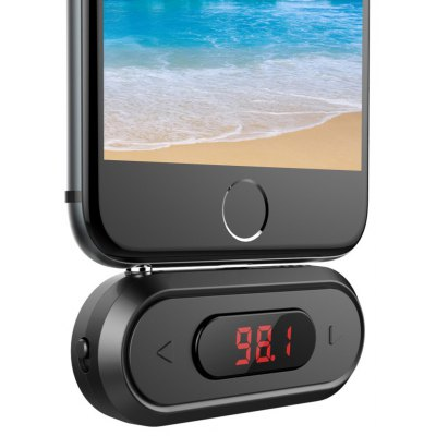 Doosl DSER107 Universal Wireless FM Transmitter