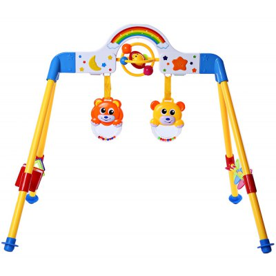 Baby Colorful Musical Activity Deluxe Play Singing Gym