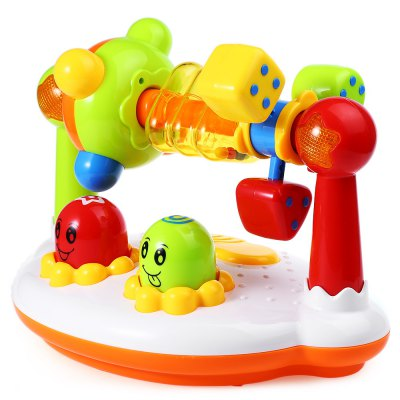 Baby Musical Rotating Windmill Toy