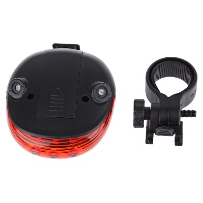 Portable Riding LED Beam Tail Rear Lamp Laser Outdoor Tool