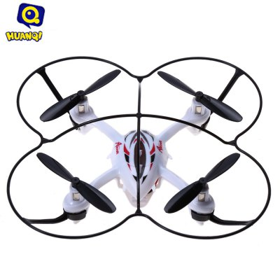 Huanqi 886 2.4G 4CH 6-Axis Gyro RTF Mini RC Deformable Quadcopter Toy