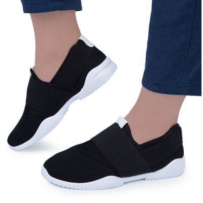 Casual Comfortable Patchwork Sports Canvas Shoes for Male
