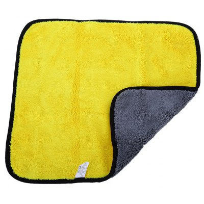 T22449 2 in 1 Double Side Premium Auto Wash Towel