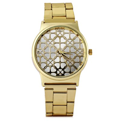 Women Fashion Quartz WatchWomens Watches<br>Women Fashion Quartz Watch<br><br>Band Length: 7.72 inch<br>Band Material Type: Stainless Steel<br>Band Width: 18 mm<br>Case material: Alloy<br>Case Shape: Round<br>Clasp type: Folding Clasp with Safety<br>Dial Diameter: 1.4 inch<br>Dial Display: Analog<br>Dial Window Material Type: Glass<br>Gender: Women<br>Movement: Quartz<br>Style: Simple,Sport<br>Product weight: 0.065 kg<br>Package weight: 0.086 kg<br>Product Size(L x W x H): 19.60 x 3.90 x 0.90 cm / 7.72 x 1.54 x 0.35 inches<br>Package Size(L x W x H): 10.80 x 4.90 x 1.90 cm / 4.25 x 1.93 x 0.75 inches<br>Package Contents: 1 x Women Quartz Watch