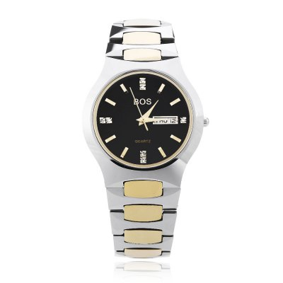 Angela Bos 8006G Men Quartz WatchMens Watches<br>Angela Bos 8006G Men Quartz Watch<br><br>Band Length: 8.66 inch<br>Band Material Type: Stainless Steel<br>Band Width: 20mm<br>Case material: Stainless Steel<br>Case Shape: Round<br>Clasp type: Butterfly Clasp<br>Dial Diameter: 1.5 inch<br>Dial Display: Analog<br>Dial Window Material Type: Sapphire<br>Feature: Date,Day<br>Gender: Men<br>Movement: Quartz<br>Style: Business<br>Water Resistance Depth: 30m<br>Product weight: 0.172 kg<br>Package weight: 0.194 kg<br>Product Size(L x W x H): 22.00 x 4.00 x 1.00 cm / 8.66 x 1.57 x 0.39 inches<br>Package Size(L x W x H): 12.00 x 5.00 x 2.00 cm / 4.72 x 1.97 x 0.79 inches<br>Package Contents: 1 x Angela Bos 8006G Men Quartz Watch