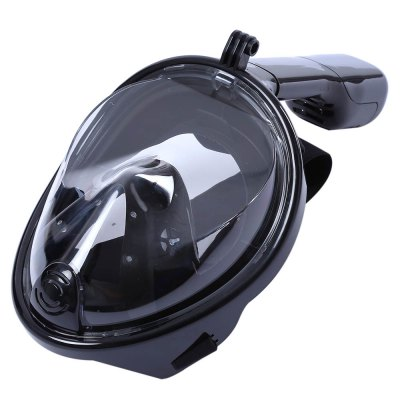 Adult Underwater Full Dry Snorkeling Mask