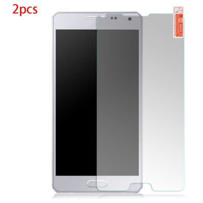 2pcs Tempered Glass Film for Samsung Note 4