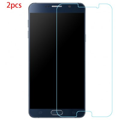2pcs Tempered Glass Film for Samsung Note 5