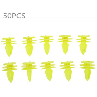 50pcs 36900 Car Plastic Fasterner Clips for Jeep Grand Cherokee