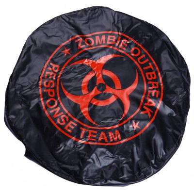 T20247 Universal Water Resistant Dust Proof Spare Wheel Cover