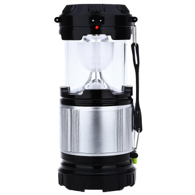 SKYWOLFEYE Solar LED Flashlight Outdoor Lantern LampOutdoor Lights<br>SKYWOLFEYE Solar LED Flashlight Outdoor Lantern Lamp<br><br>Body Material: Plastic<br>Is Bulbs Included: Yes<br>Is Dimmable: No<br>Light Source: LED Bulbs<br>Style: Traditional<br>Usage: Home,Outdoor<br>Voltage: 220V<br>Wattage: 3W<br>Product weight: 0.287 kg<br>Package weight: 0.349 kg<br>Package Size(L x W x H): 10.00 x 10.00 x 16.00 cm / 3.94 x 3.94 x 6.3 inches<br>Package Contents: 1 x LED Flashlight, 1 x Charge Cable