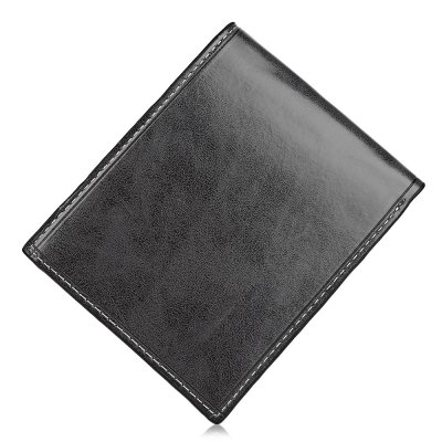 Men Solid Color Letter Open Horizontal WalletMens Wallets<br>Men Solid Color Letter Open Horizontal Wallet<br><br>Wallets Type: Clutch Wallets<br>Gender: For Men<br>Style: Fashion<br>Closure Type: Open<br>Pattern Type: Solid<br>Main Material: PU Leather<br>Hardness: Soft<br>Interior: Interior Compartment<br>Embellishment: Letter<br>Height: 9.6 cm / 3.78 inch<br>Width: 1cm / 0.39 inch<br>Length(CM): 12 cm / 4.72 inch<br>Product weight: 0.053 kg<br>Package weight: 0.076 kg<br>Package size (L x W x H): 12.50 x 1.50 x 10.10 cm / 4.92 x 0.59 x 3.98 inches<br>Package Contents: 1 x Wallet