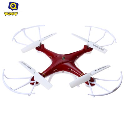 Huanqi 897B 2.4G 4CH 6-Axis Gyro RTF RC Quadcopter Drone Toy