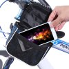 B - SOUL YA039 Bike Double Pouch Saddle Bag photo