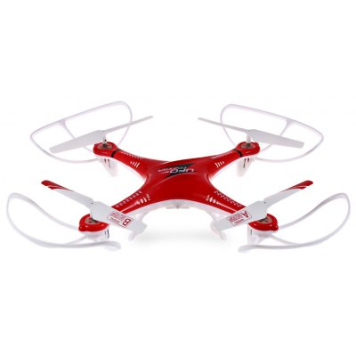 LH - X10S 2.4G 4CH 6-Axis Gyro RTF RC Quadcopter Drone Toy