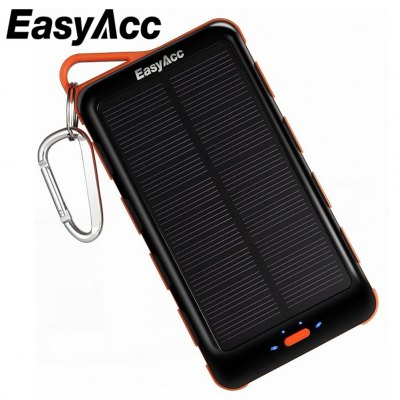 EasyAcc PB15000SP 15000mAh Solar Power Bank