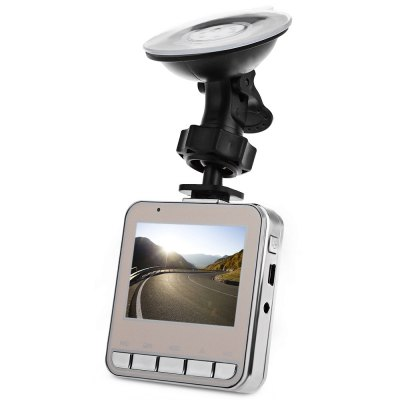 RH - C2 2.3 Inch Full HD 1080P Car DVR RecorderCar DVR<br>RH - C2 2.3 Inch Full HD 1080P Car DVR Recorder<br><br>Type: Full HD Dashcam<br>Chipset Name: Novatek<br>Chipset: Novatek 96220<br>Internal memory: 256MB<br>Max External Card Supported: TF 32G (not included)<br>Class Rating Requirements: Class 4 or Above<br>Screen size: 2.3inch<br>Screen type: TFT<br>Battery Type: Built-in<br>Charge way: Car charger<br>Video Resolution: 1080P (1920 x 1080)<br>Video System: NTSC,PAL<br>Video Output : AV-Out,HDMI<br>Audio System : Built-in microphone/speacker (AAC)<br>White Balance Mode: Auto,Daylight,Fluorescent<br>Loop-cycle Recording : Yes<br>Motion Detection: Yes<br>GPS: Yes<br>G-sensor: Yes<br>Interface Type: USB 2.0<br>Language: English,French,German,Italian,Japanese,Simplified Chinese,Spanish,Traditional Chinese<br>Product weight: 0.065 kg<br>Package weight: 0.250 kg<br>Product size (L x W x H): 6.50 x 6.00 x 1.50 cm / 2.56 x 2.36 x 0.59 inches<br>Package size (L x W x H): 17.50 x 13.50 x 8.50 cm / 6.89 x 5.31 x 3.35 inches<br>Package Contents: 1 x Car DVR Recorder, 1 x Car Charger, 1 x Sucker Holder, 1 x USB Cable, 1 x English User Manual