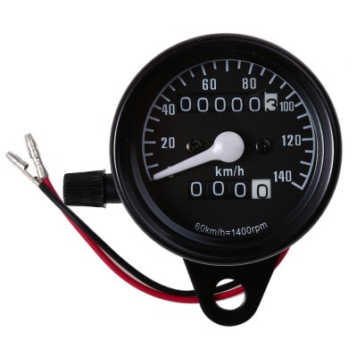 B732 Universal Dual Odometer Speedometer Gauge Speed MeterOther  Motorcycle Accessories<br>B732 Universal Dual Odometer Speedometer Gauge Speed Meter<br><br>Input Voltage (V)  : 12V DC<br>Package Contents: 1 x Motorcycle Odometer<br>Package Size(L x W x H): 10.00 x 10.00 x 10.00 cm / 3.94 x 3.94 x 3.94 inches<br>Package weight: 0.296 kg<br>Product Size(L x W x H): 6.50 x 6.50 x 8.00 cm / 2.56 x 2.56 x 3.15 inches<br>Product weight: 0.241 kg