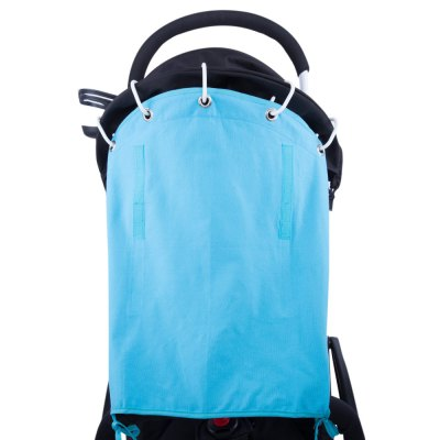 Cotton Material Baby Stroller Shading Curtain Can Be Rolled UpStrollers &amp; Accessories<br>Cotton Material Baby Stroller Shading Curtain Can Be Rolled Up<br><br>Material: Cotton<br>Item Type: Stroller Cover/Bag<br>Product weight: 0.085 kg<br>Package weight: 0.120 kg<br>Product size (L x W x H): 49.50 x 55.50 x 0.20 cm / 19.49 x 21.85 x 0.08 inches<br>Package size (L x W x H): 14.50 x 12.20 x 1.20 cm / 5.71 x 4.8 x 0.47 inches<br>Package Content: 1 x Shading Curtain, 5 x Hooks