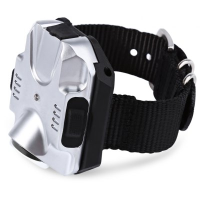 Rechargeable Variable-output LED Wrist Light