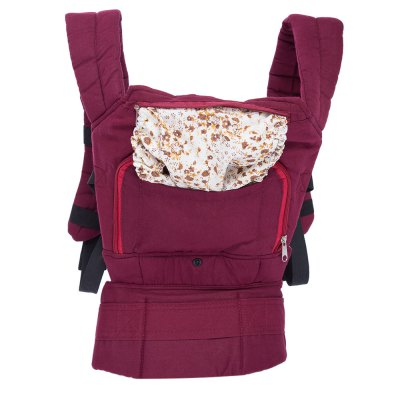 Flower Printed Breathable Baby Carrier Embrace Infants SlingBaby Carriers &amp; Backpacks<br>Flower Printed Breathable Baby Carrier Embrace Infants Sling<br><br>Item Type: Backpacks &amp; Carriers<br>Suitable Age: Less than 3 years old<br>Load Bearing: 17kg<br>Carriers Type: Face-to-Face,Front Carry,Front Facing<br>Shape/Pattern: Floral<br>Product weight: 0.391 kg<br>Package weight: 0.411 kg<br>Product Size(L x W x H): 46.00 x 30.00 x 3.00 cm / 18.11 x 11.81 x 1.18 inches<br>Package Size(L x W x H): 24.50 x 12.50 x 5.00 cm / 9.65 x 4.92 x 1.97 inches<br>Package Contents: 1 x Baby Carrier