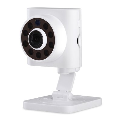 ESCAM Wall E QF601 720P Wireless WiFi IP Indoor Camera
