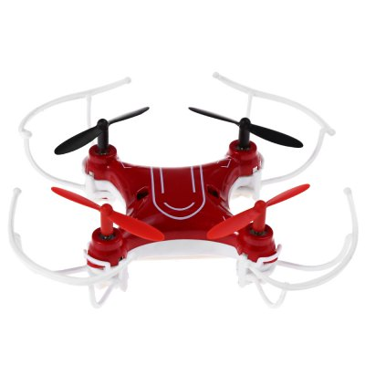 LH - X11 2.4G 4CH 6-Axis 3 in 1 RC Quadcopter Drone Toy