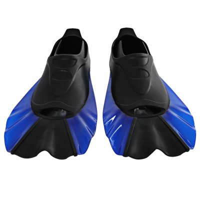 Paired Men Women Diving Equipment Fins Short Flippers Snorkeling Shoes