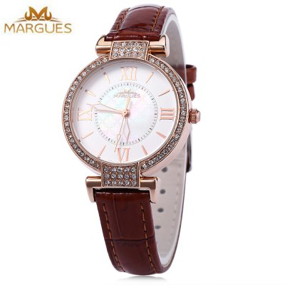 MARGUES M - 3018 Women Quartz Watch