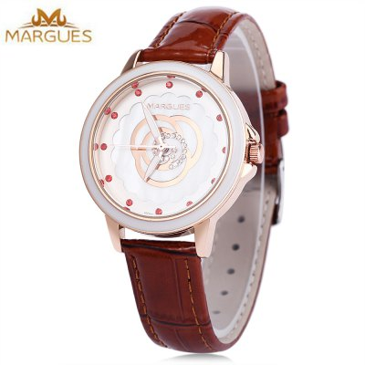 MARGUES M - 3047 Women Quartz Watch