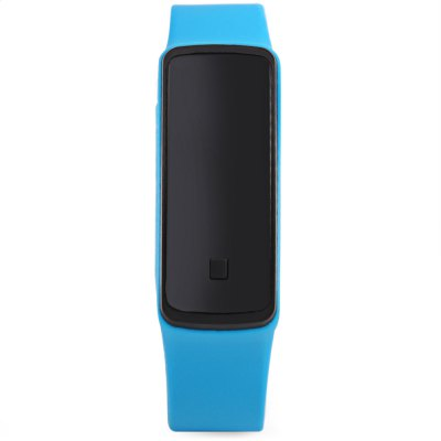 TVG KM - 550 Unisex LED Digital WatchUnisex Watches<br>TVG KM - 550 Unisex LED Digital Watch<br><br>Band Length: 8.22 inch<br>Band Material Type: Silicone<br>Band Width: 12mm<br>Case Shape: Rectangle<br>Clasp type: Buckle<br>Dial Diameter: 0.79 inch<br>Dial Display: Digital<br>Dial Window Material Type: Plastic<br>Feature: Auto Date,Led Display,Luminous<br>Gender: Men,Women<br>Movement: Digital<br>Style: Simple,Sport<br>Product weight: 0.022 kg<br>Package weight: 0.209 kg<br>Product Size(L x W x H): 23.00 x 2.00 x 0.70 cm / 9.06 x 0.79 x 0.28 inches<br>Package Size(L x W x H): 20.00 x 11.50 x 5.50 cm / 7.87 x 4.53 x 2.17 inches<br>Package Contents: 1 x TVG KM - 550 Digital Watch, 1 x Screwdriver, 2 x Battery, 1 x Bilingual Manual in English and Chinese