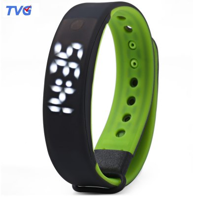 TVG KM - 133S Unisex LED Digital Watch