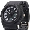 TVG KM - 391 LED Digital Dual Movt Male Watch for sale