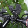 best Bicycle Frame Lamp Clip 90 Degree Rotation
