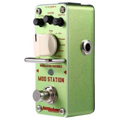 AROMA AMS - 3 Mod Station Electric Guitar Effect Pedal