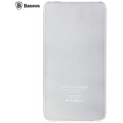 Baseus Flare Series 5000mA Portable Wireless Charging Power Bank for Smart phone / Tablet