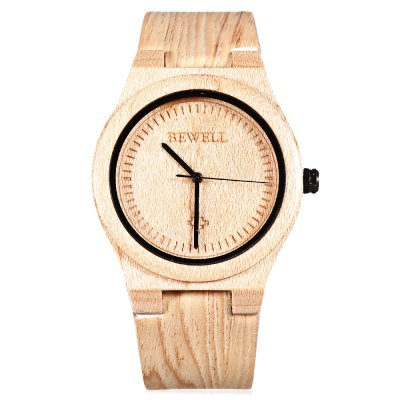 BEWELL ZS - W105CG Men Wooden Quartz WatchMens Watches<br>BEWELL ZS - W105CG Men Wooden Quartz Watch<br><br>Band Length: 7.75 inch<br>Band Material Type: Leather<br>Band Width: 22 mm<br>Case material: Wooden<br>Case Shape: Round<br>Clasp type: Pin Buckle<br>Dial Diameter: 1.51 inch<br>Dial Display: Analog<br>Dial Window Material Type: Glass<br>Gender: Men<br>Movement: Quartz<br>Style: Business,Simple<br>Product weight: 0.021 kg<br>Package weight: 0.042 kg<br>Product Size(L x W x H): 24.80 x 4.20 x 0.70 cm / 9.76 x 1.65 x 0.28 inches<br>Package Size(L x W x H): 25.80 x 5.20 x 1.70 cm / 10.16 x 2.05 x 0.67 inches<br>Package Contents: 1 x BEWELL ZS - 105CG Men Quartz Watch