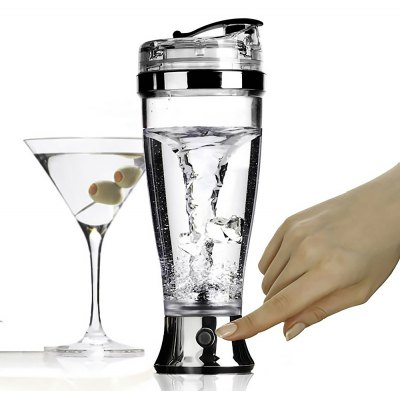 450ML Portable Battery Operated Beverage Mixer