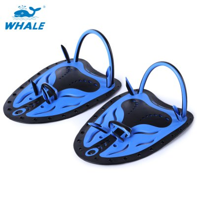 Whale Paired Unisex Swimming Adjustable Frog Hand Webbed Gloves