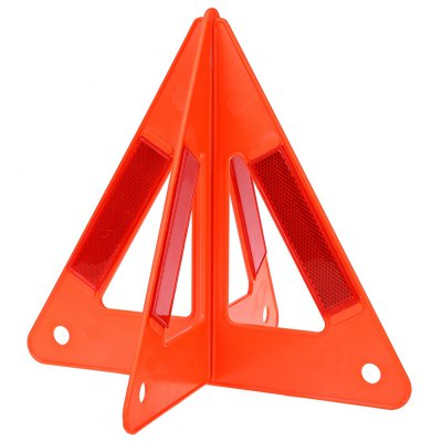 Car Safety Warning Triangle