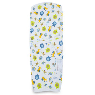 Baby Cartoon Bathing Wrap Cloth