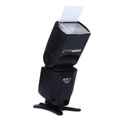 VILTROX JY - 680A LCD Flash Speedlite LightPhotography Accessories<br>VILTROX JY - 680A LCD Flash Speedlite Light<br><br>Model Number: JY - 680A<br>Product weight: 0.320 kg<br>Package weight: 0.527 kg<br>Product Size(L x W x H): 19.00 x 6.50 x 4.80 cm / 7.48 x 2.56 x 1.89 inches<br>Package Size(L x W x H): 22.30 x 9.30 x 7.60 cm / 8.78 x 3.66 x 2.99 inches<br>Package Contents: 1 x JY - 680A Flash Speedlite Light, 1 x Flash Stand, 1x User Manual in English and Chinese, 1 X Carrying Bag