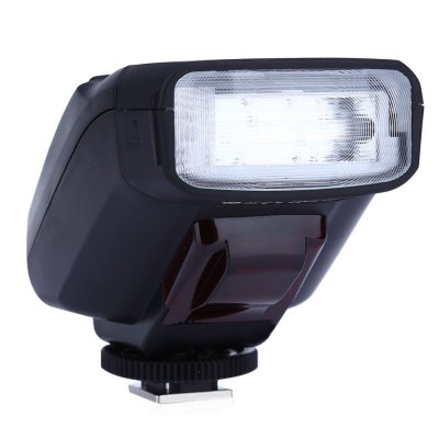 VILTROX JY - 610NII TTL LCD Flash Speedlite LightPhotography Accessories<br>VILTROX JY - 610NII TTL LCD Flash Speedlite Light<br><br>Model Number: JY - 610NII<br>Product weight: 0.140 kg<br>Package weight: 0.287 kg<br>Product Size(L x W x H): 10.10 x 6.40 x 4.80 cm / 3.98 x 2.52 x 1.89 inches<br>Package Size(L x W x H): 11.00 x 8.00 x 5.80 cm / 4.33 x 3.15 x 2.28 inches<br>Package Contents: 1 x JY - 610NII Flash Speedlite Light, 1 x Flash Stand, 3 xSoft light Box in Different Color, 1x User Manual in English and Chinese, 1 X Carrying Bag