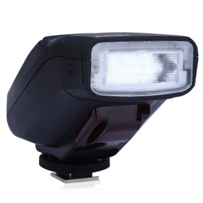 VILTROX JY - 610C TTL LCD Flash Speedlite LightPhotography Accessories<br>VILTROX JY - 610C TTL LCD Flash Speedlite Light<br><br>Model Number: JY - 610C<br>Product weight: 0.140 kg<br>Package weight: 0.230 kg<br>Product Size(L x W x H): 10.10 x 6.40 x 4.80 cm / 3.98 x 2.52 x 1.89 inches<br>Package Size(L x W x H): 11.00 x 8.00 x 5.80 cm / 4.33 x 3.15 x 2.28 inches<br>Package Contents: 1 x JY - 610C Flash Speedlite Light, 1x User Manual in English and Chinese, 1 X Carrying Bag