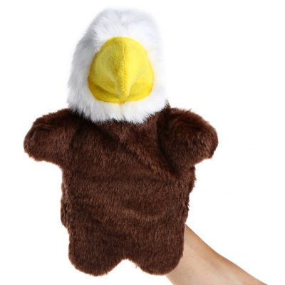 Plush hand puppets Soft Toy Eagle
