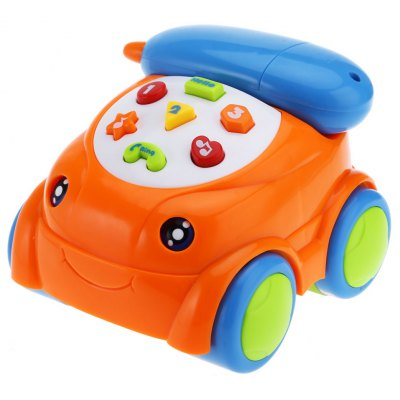 Baby Musical Phone Car Toy