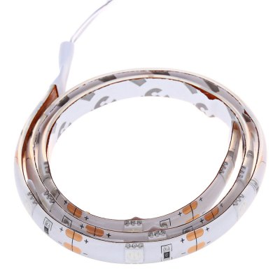 4.5V 0.5M SMD5050 LED Strip Light with Battery BoxLED Strips<br>4.5V 0.5M SMD5050 LED Strip Light with Battery Box<br><br>Average Life (hrs): 50000H<br>LED Chip Brand: Epistar<br>LED Chip Model: SMD5050<br>LEDs Number/M: 15 pcs/m<br>Occasion: Bedroom,Living Room<br>Power Source: Dry Battery<br>Strip type: SMD<br>Waterproof: Yes<br>Wattage: 0-5W<br>Product weight: 0.040 kg<br>Package weight: 0.055 kg<br>Package Size(L x W x H): 19.00 x 15.00 x 3.00 cm / 7.48 x 5.91 x 1.18 inches<br>Package Contents: 1 x 4.5V 0.5M SMD5050 LED Strip Light with Battery Box