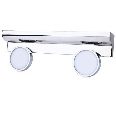 6W Double Heads LED Mirror Lamp
