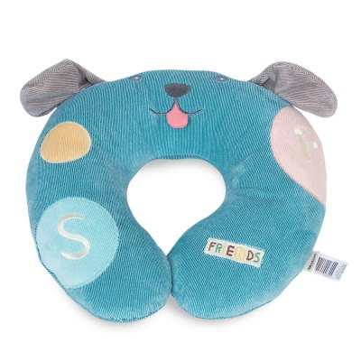 Office Sleeping Cartoon U Shaped Neck Protection Pillow